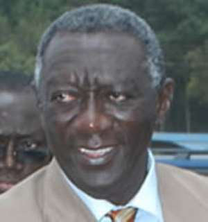 Kufuor To 'Rock' Abuja